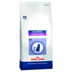 Royal Canin Veterinary Care Nutrition Neutered Young Male 1,5kg