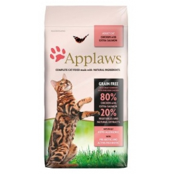 Applaws Cat Adult Chicken & Salmon 400g