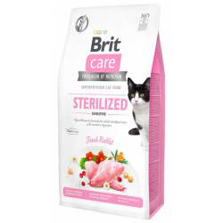 Brit Care Cat Grain Free Sterilized Sensitive 2kg
