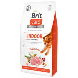 Brit Care Cat Grain Free Indoor Anti-Stress 7kg